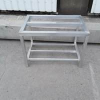 Strong aluminium catering equipment stand