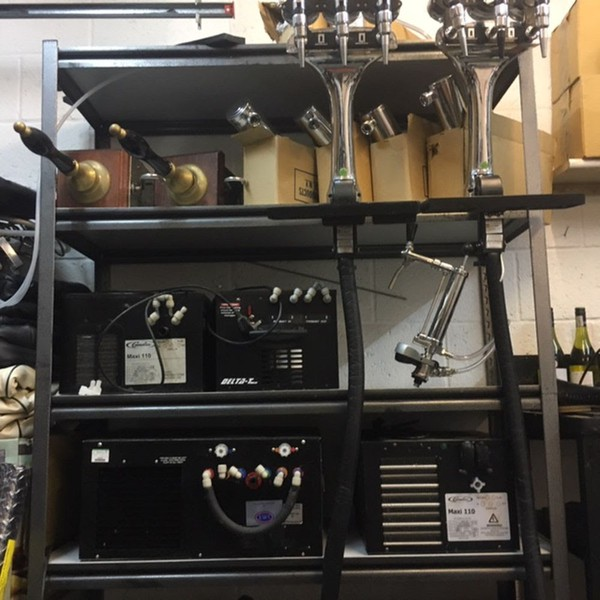 Beer equipment for sale