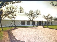 40Ft x 100Ft Traditional Marquee with Ivory Pleated Lining
