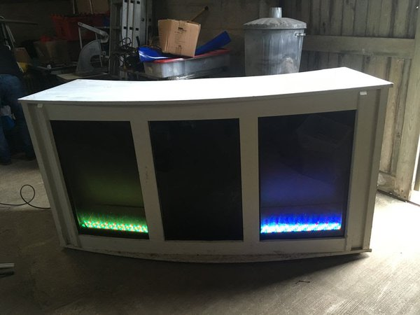 Mobile bar LED