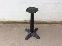 Cast iron table for sale