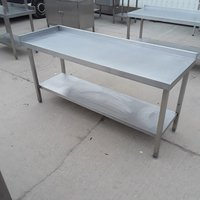 Used Stainless Steel Table (8501)