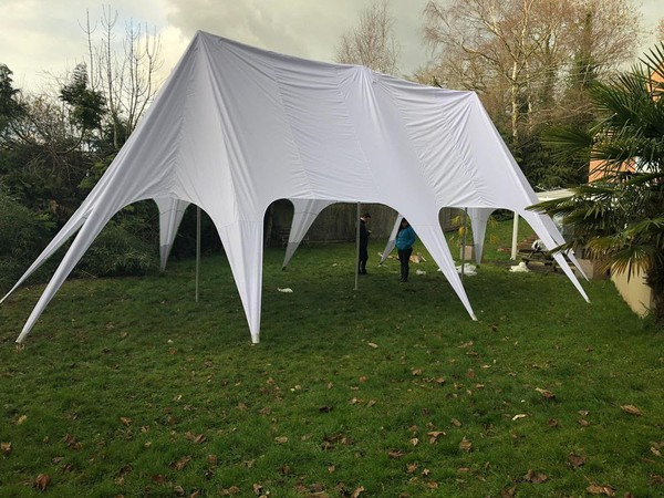 Star Stretch Tent