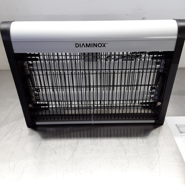 New Diaminox ZD-20W/7 Fly Insect Zapper (8514)