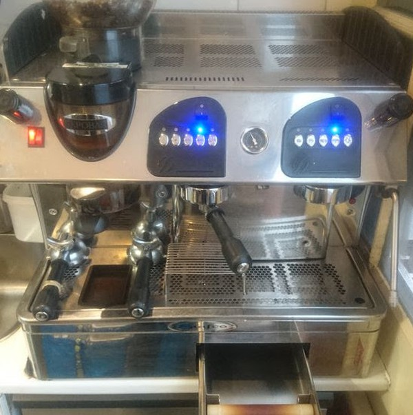 Expobar Markus Plus 2 Group Espresso Machine