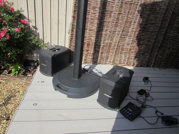 Used bose system for sale