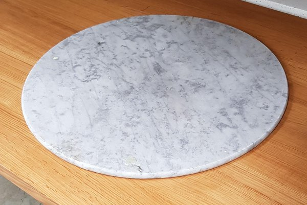 Carrera Marble Round Table Tops