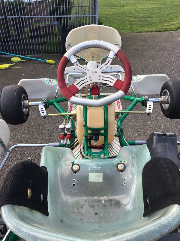 Tony Kart 401 Racer with IAME X 30 Engine for sale