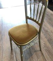 Gold Cheltenham Banqueting Chairs & Pads