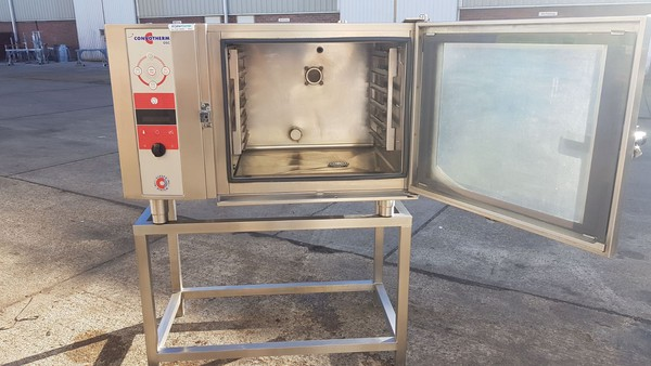 combi oven for rent