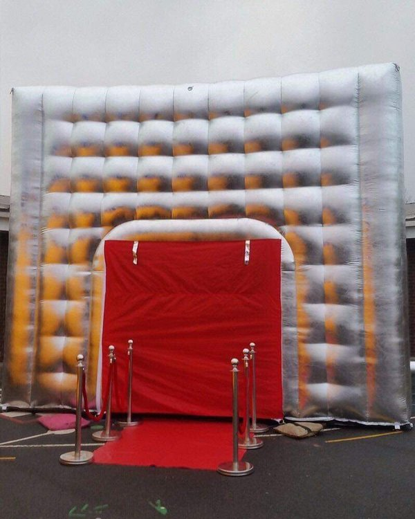 Inflatable marquee / disco