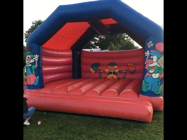Adult bouncy castle for sale