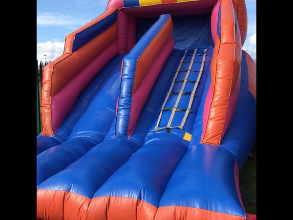 Large inflatable  slide for sale