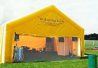 6m x 9m Inflatable marquee for sale