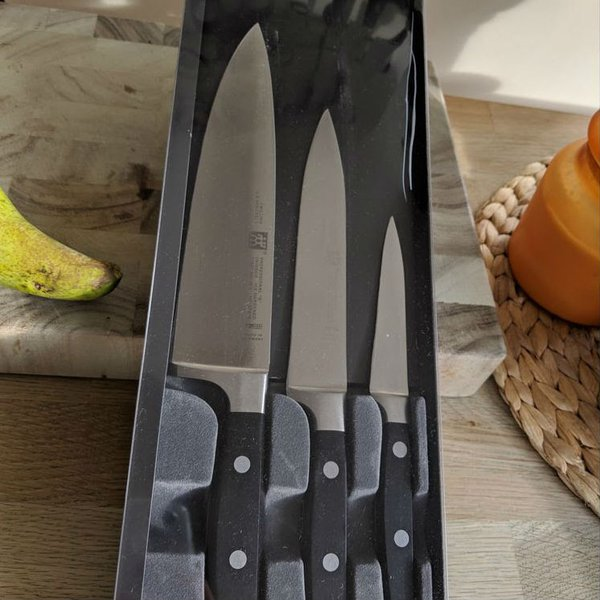 Henckels kitchen knives