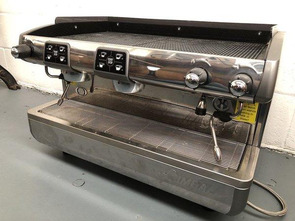 Cimbali M24 Plus DT2 2 Group Espresso Machine and Casadio Enea On Demand Grinder