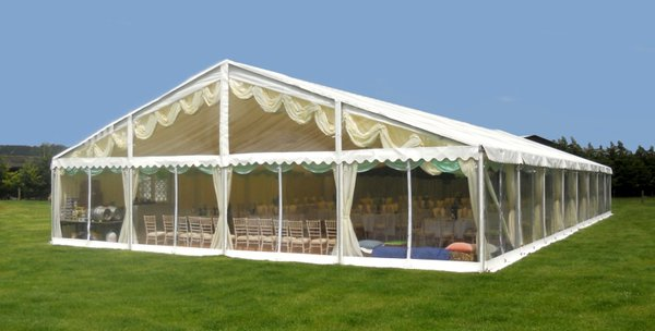 Used Clear Gables Tent Sets