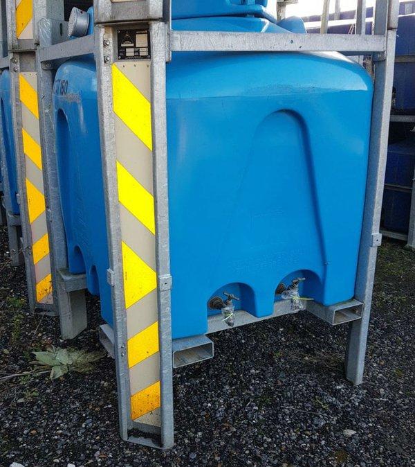 1100 Litre AquaStax Water Storage Tank (Cube)