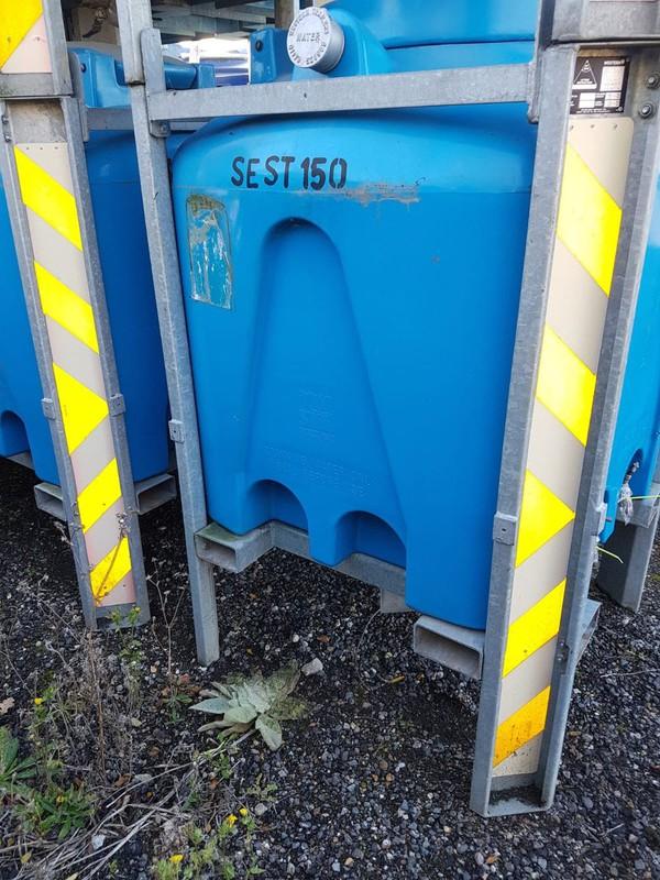 Aqua Stax Water Storage