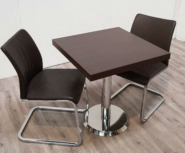 Cantilever office chair