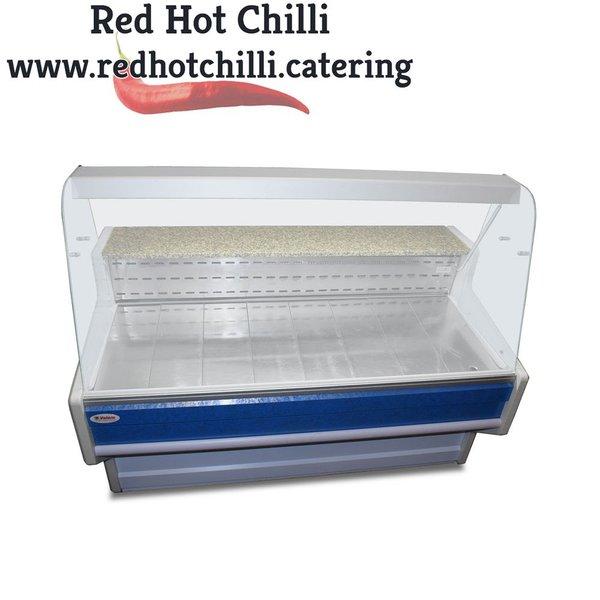 Serve over fridge