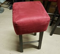 Bar stools in Red
