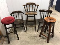 Job Lot of Pub Tables and Chairs