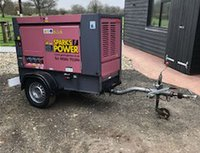 20kva Road tow generator for sale