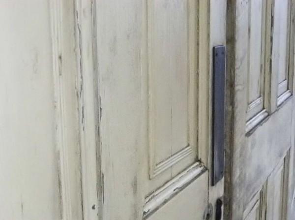 Buy Used Pair of Georgian Interior Pine Wood Doors