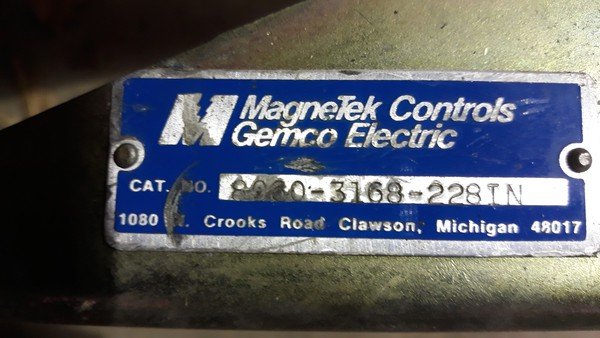 Magnetek Gemco Electric