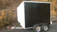 Twin Axle 8x5 Box Trailer