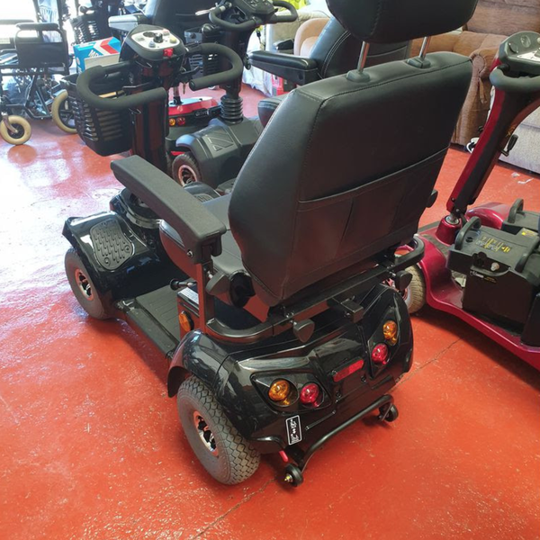 Black Mobility scooter for sale