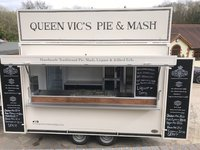 Catering trailer on line auction