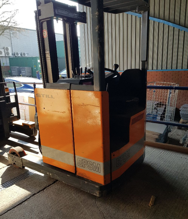 Secondhand forklift Still EFSM140