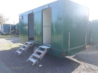 4 + 1 toilet trailer for sale