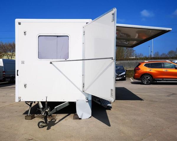 Lynton exhibition trailer