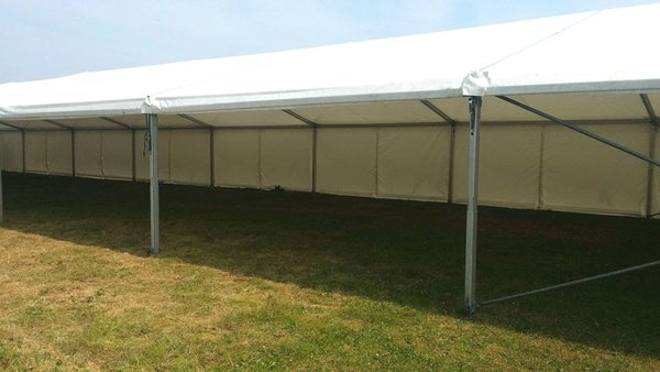Roder HTS 10m marquee for sale