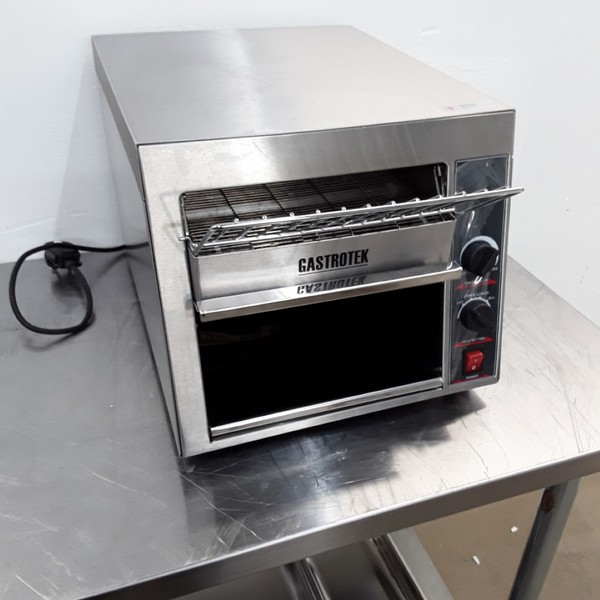 New B Grade Gastrotek ETC004 Conveyor Toaster	(8587)