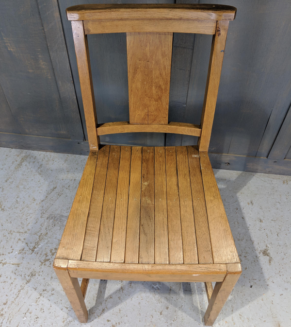 Used chapel chairs