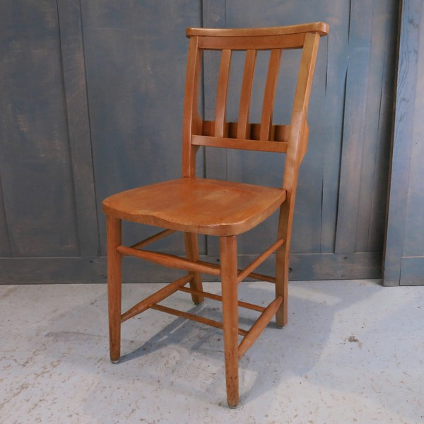 Secondhand church chairs for sale