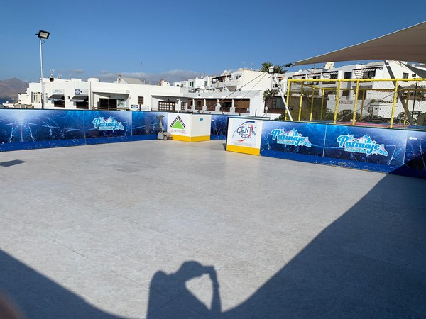 Synthetic Ice Rink - Las Palmas