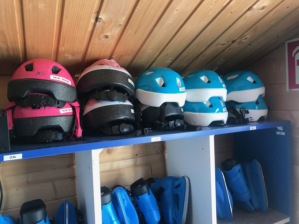 helmets for ice skating
