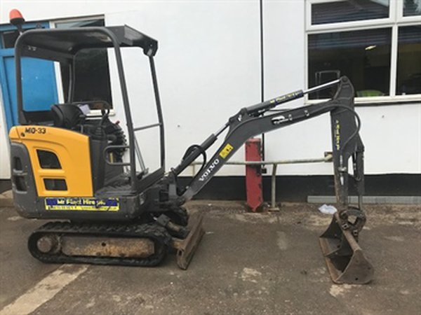 EC15c Compact Digger for sale