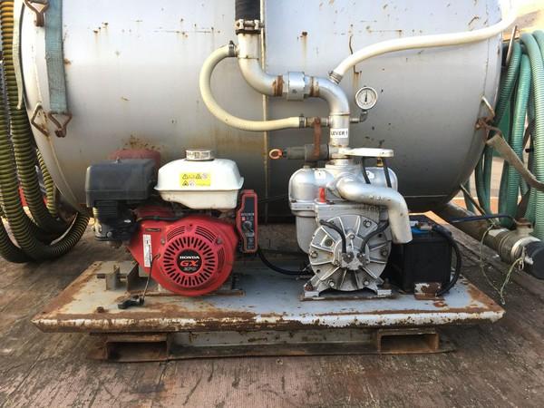 Honda GX370 pump
