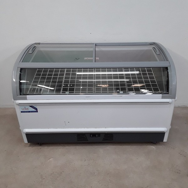 Used Novum 506SC Display Chest Freezer (8617)