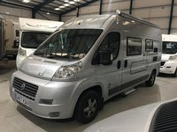 2 berth motorhome for sale