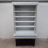 Slim multi deck fridge