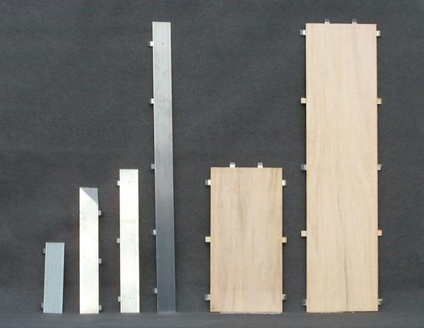 NEW Grumpy Joes Birch Marquee Boarded Flooring