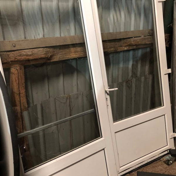Marquee double doors for sale