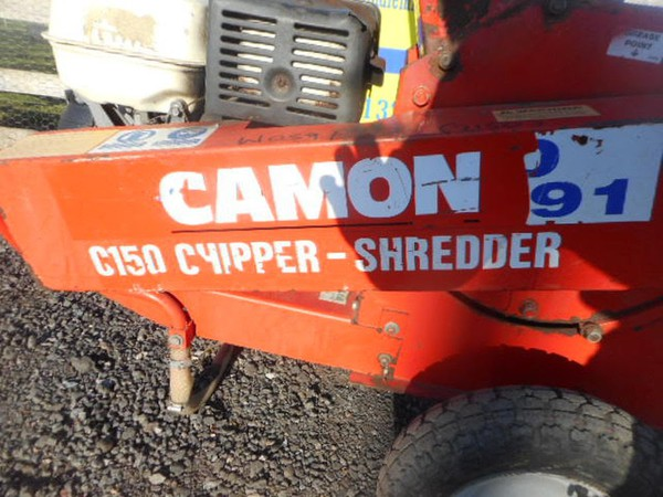 Camon wood chipper